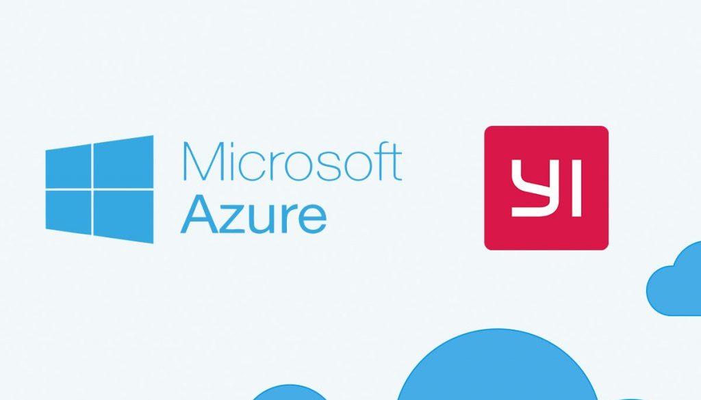 YI & Microsoft Azure Cooperation