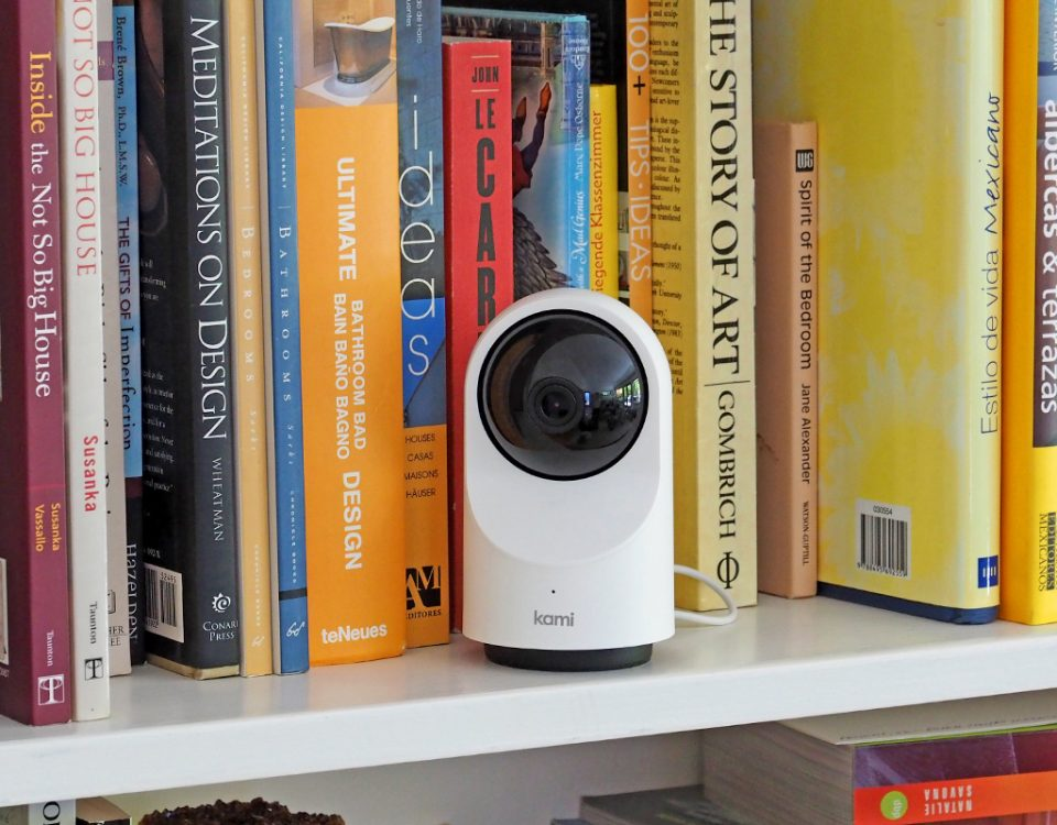 KAMI Indoor Camera Review