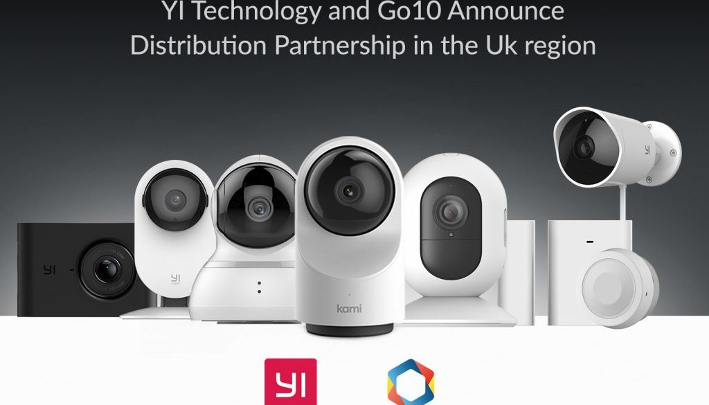 yi-technology-and-go10-partnership-uk
