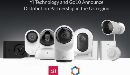 yi-technology-and-go10-partnership-uk