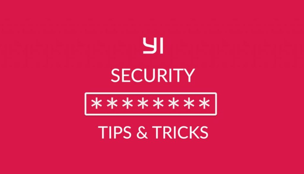 Security Tips and Tricks