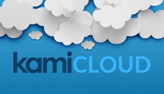 Kami Cloud Watermark plus cloud graphics